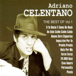 Adriano Celentano - The Best Of vol. 1 [ CD ]